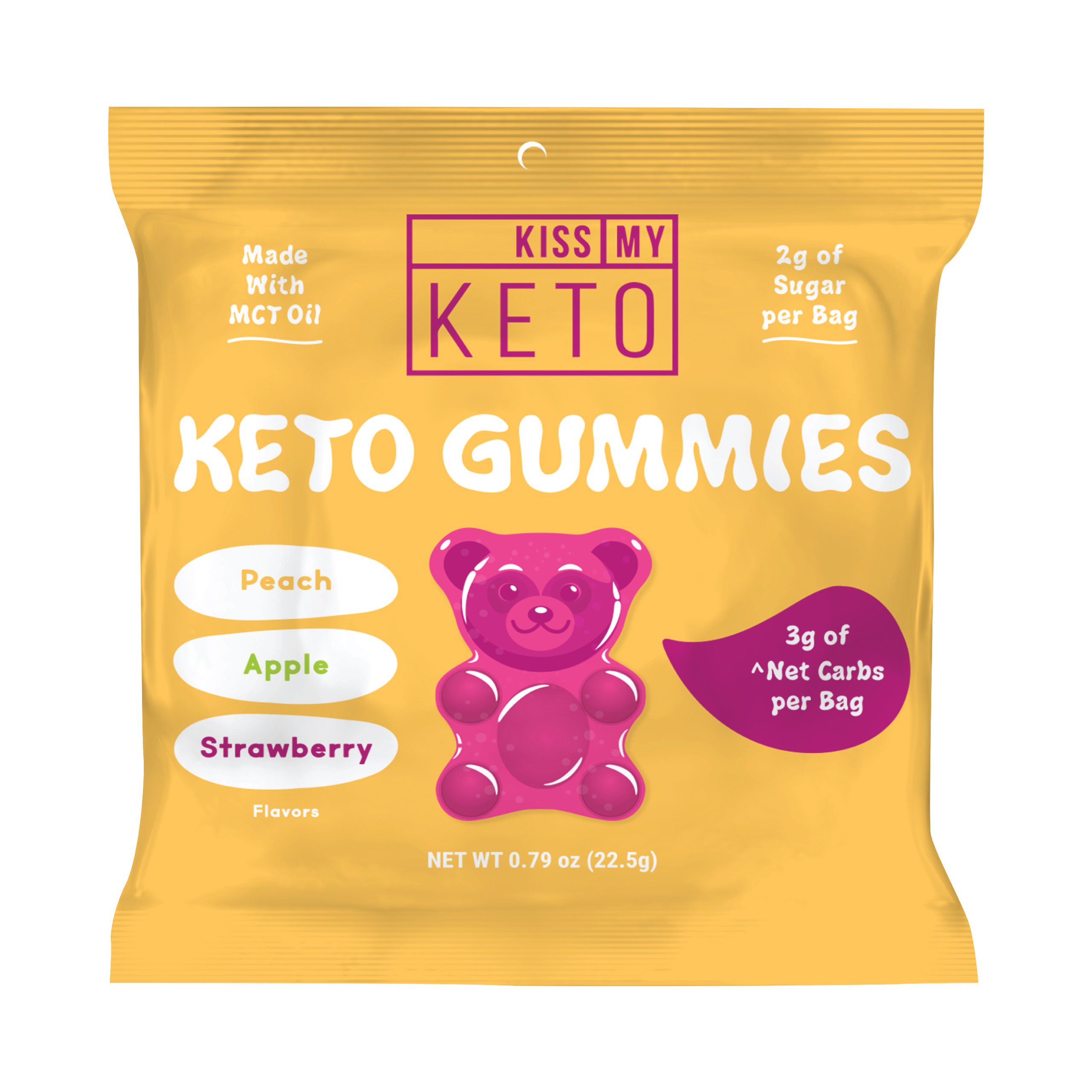Kiss My Keto Gummies