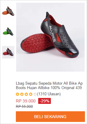 Sepatu Sepeda Motor All Bike Ap Boots