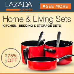 Best online shopping mall in the philippines september 2014 for Kitchen set lazada