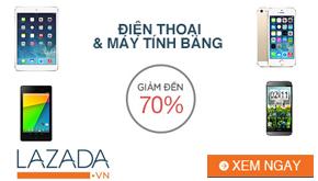 Lazada Vietnam Mobile Tablet