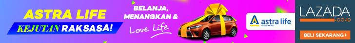Promo Lazada Indonesia Fantastik Diskon