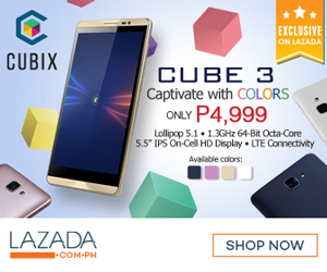 Buy Cubix Cube 3 at Lazada PH!