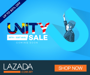 MY Unity Sale Teaser 2016