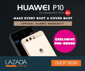MY Huawei P10