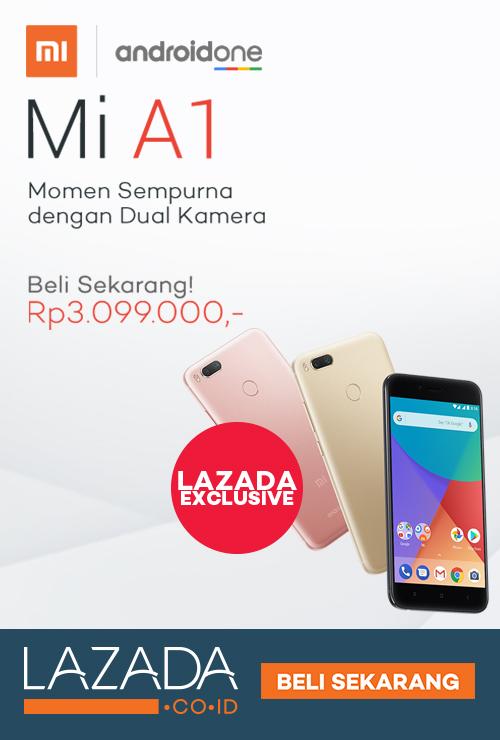 Launching Xiaomi Mi A1 Surabaya