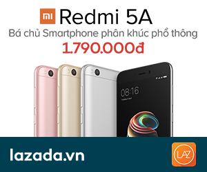 Xiaomi Redmi 5A chính hàng giá cực tốt