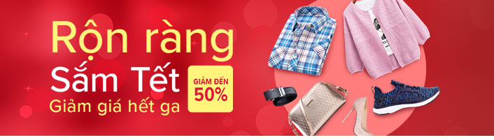 VN FA Shopping for Tet with max discounts