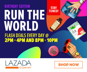 Lazada Birthday Sale