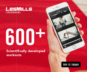 LES MILLS on Demand Trial with BODYFLOW