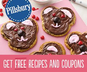 FREE Pillsbury Recipes, Coupon...