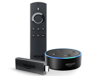 Enter for your chance to win an Amazon Fire TV Stick with Alexa Voice Remote + Echo Dot Bundle! Ends 10/31/17.