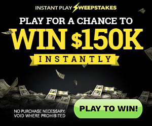 Instant Play Giveaway - Win your Dream Home