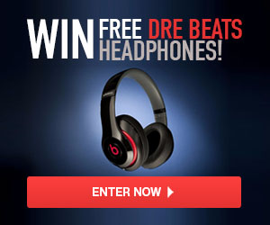Beats by Dre Headphone Giveaway
