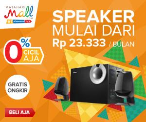 Daftar Harga Speaker Aktif Terbaru 2013 Lengkap