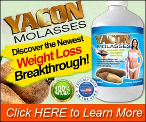 Yacon Molasses Weight Management Free Bonus