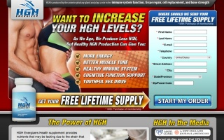 HGH Energizer CPA