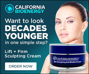 California Bioenergy younger looking skin