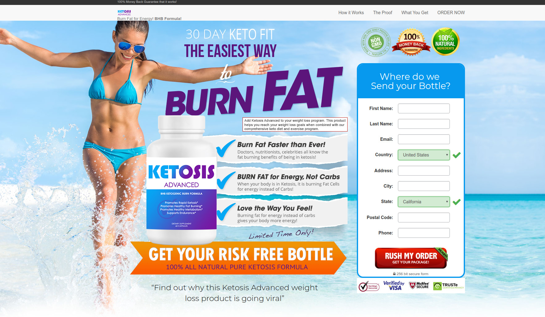 Ketosis Advanced CPA