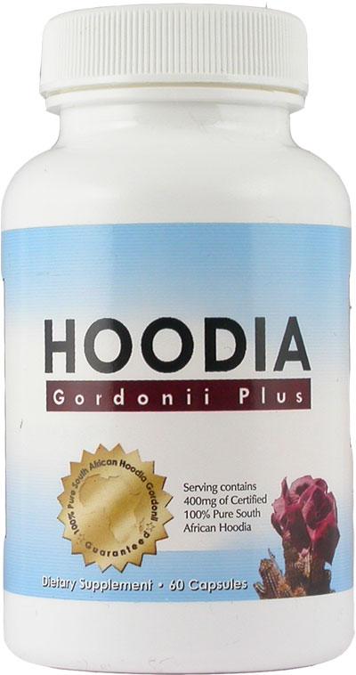 Bottle of Hoodia Gordonii Plus