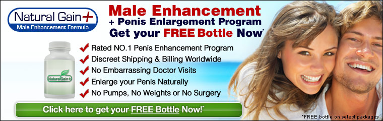 Male Enhancement Ad