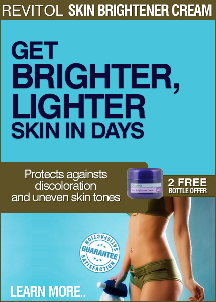 lighten your skin
