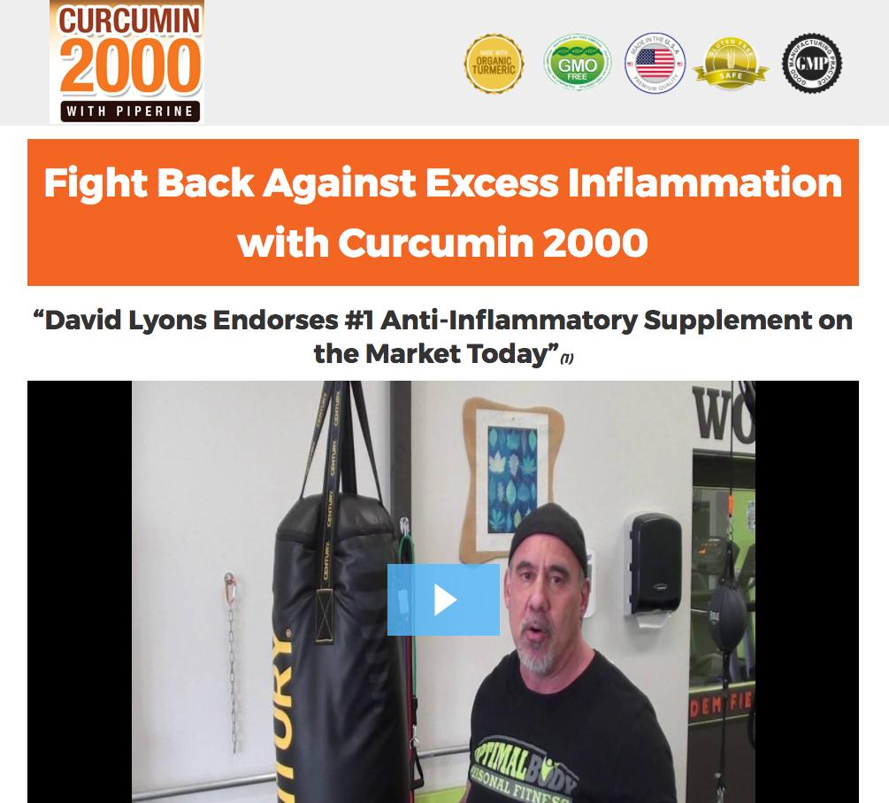 Curcumin 2000 - Defense CPA