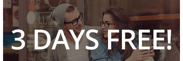 3 Days Free