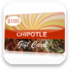 Get A $100 Chipolte Gift Card!
