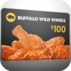 Win a $100 Buffalo Wild Wings Card
