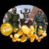 Claim 10,000 Apex Coins