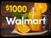 Walmart $1000 Gift!