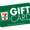 Win a 200$ 7/11 Gift Card!