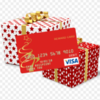 Get a Visa prepaid card for Christmas!