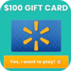 Play now for Walmart's weekly Giveaway!