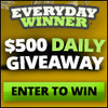 Win $500 A Day !