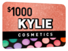 Win $1000 Worth Of Kylie Cosmetics