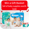 Win a Basket full of Baby Supplies!