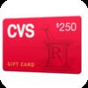 Get a 250$ CVS Gift Card!