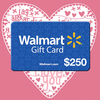 Daily giveaway! $500 Walmart gift card!