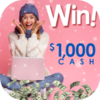 Win $1000 in Cash for You!