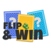 Flip and Win $100! - US, Incent, Email Submit