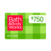 GET $750 Bath & Body Works Gift Card HERE!