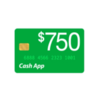 GET $750 to your Cash App Account HERE!