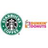 WIN $250! Starbucks vs Dunkin
