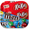 Win a $100 M&M or KitKat Pack here!