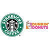 WIN $250! Starbucks vs Dunkin