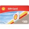 Win $500 Shell Gift Card HERE!