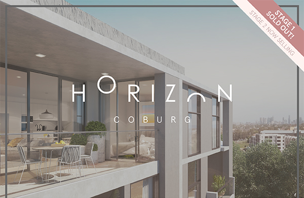 HORIZON COBURG Stage 1 Sold Out