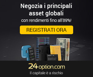 come investire sul petrolio con 24option