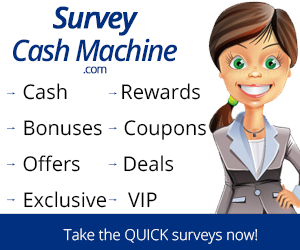 Make Money with Survey Cash Ma...